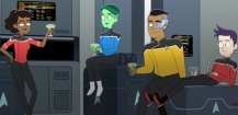 Une date pour Lower Decks, spin-off animé de Star Trek